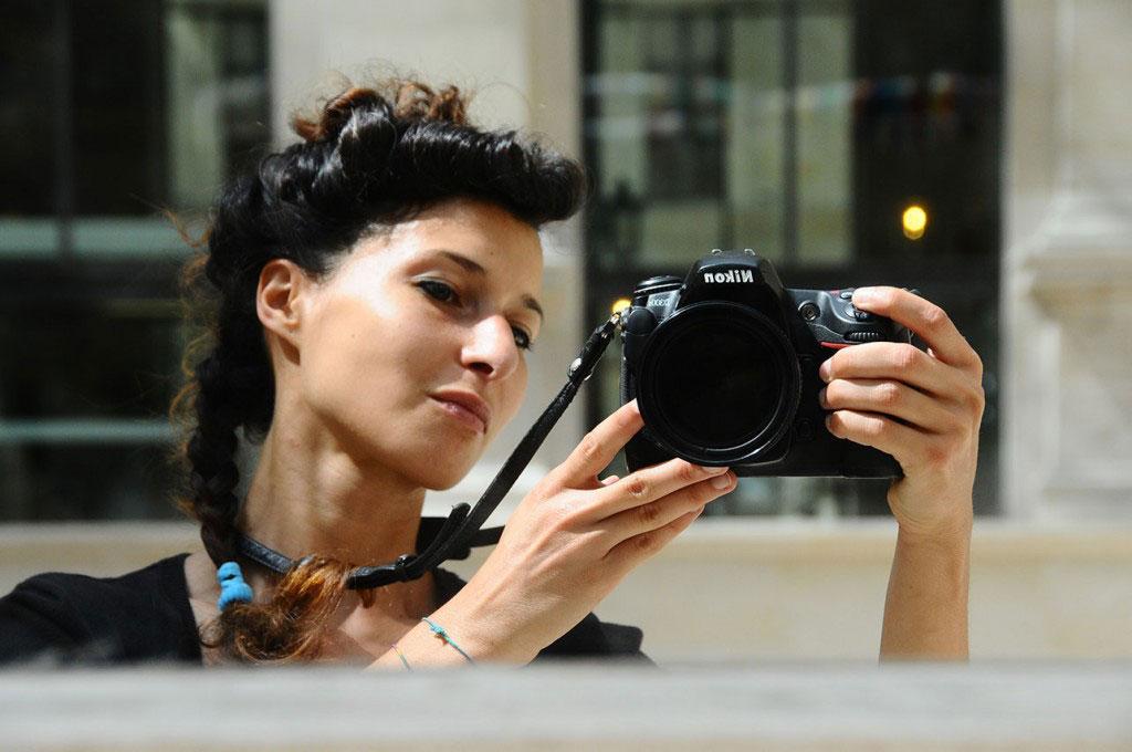 Azzurra Balistreri - fotografa